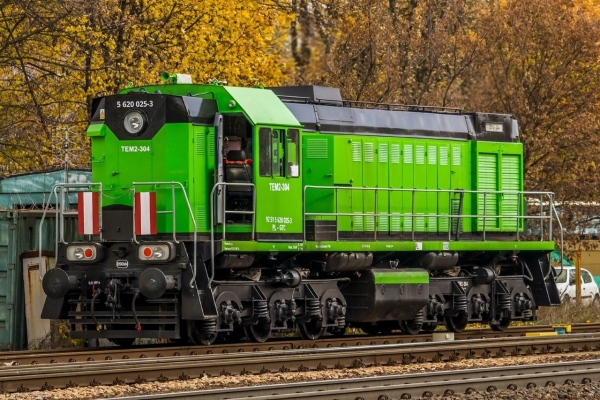 GM Invests into New Generation Locomotives