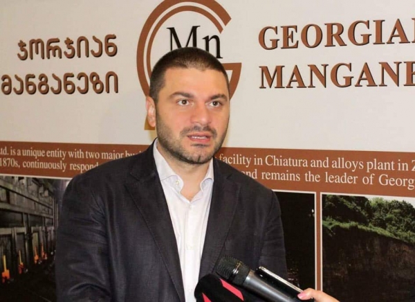 Georgian Manganese Continues Full Operations amidst Crisis