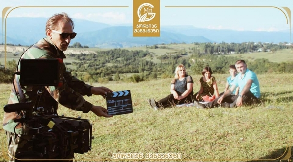 Filming of Short Documentary on GM-Itkhvisi Director Begins in Chiatura